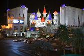 Excalibur casino resort — Stockfoto