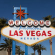Fabulous Las Vegas Sign — Stock Photo