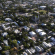 Key West Florida Aerial — Stock Photo