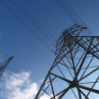 Electric Towers — Stock Photo #8002076