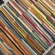Colorful Files - Stok fotoraf