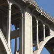 Pasadena California Colorado Blvd Bridge - Stock Photo