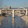 Los Angeles River — Stock Photo