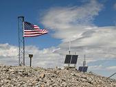 Mt. Charleston Summet, Southern Nevada — Stock Photo