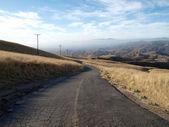 Stará cesta ranč — Stock fotografie