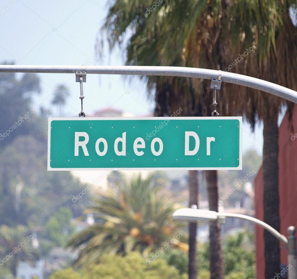 Rodeo Drive Sign Stock Photo 169 Trekandshoot 8002001