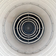 Jet Engine After Burner — Stock Photo
