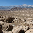 Alabama Hills — Stock Photo