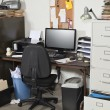 Stock Photo: Work Space