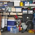 Full Garage — Stock Photo #8017793