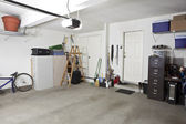 Clean Garage — Stockfoto