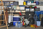 Full Garage — Stock Photo