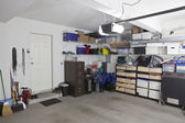 Garage Storage — Stock Photo