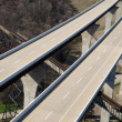 County Freeway Bridges — Stock Photo
