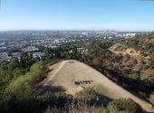 West LA View — Stock Photo