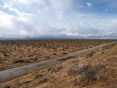 Mojave Storm — Stock Photo