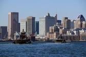 Baltimore Waterfront — Stock Photo