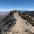 Devil's Backbone Mt Baldy — Stock Photo