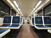 Subway Interior — Stock Photo