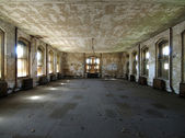 Dilapidated Room — Stock Photo