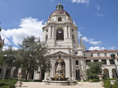 Pasadena City Hall Courtyard — Stock Photo