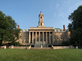 Penn State Old Main — Stock Photo