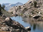 Spearpoint озеро — Стоковое фото