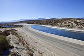 California Aquaduct — Stock Photo