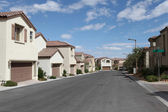 Vegas Single Family Homes — Stock Photo