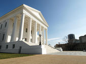 Virginia State Capitol Statehouse — Stock Photo