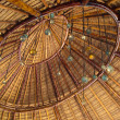 Palapa Roof — Stock Photo