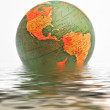 World Globe — Stock Photo #8988932