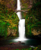 Multnomah Falls — Stock Photo