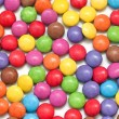Candy-colored background — Stock Photo
