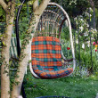 Garden rocker — Stock Photo
