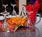 Décoration de table. — Photo