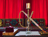 Hookah room with a hookah. — Photo