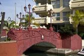 Puente benalmadena — Stock Photo