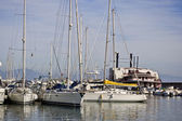Puerto deportivo benalmadena — Foto Stock