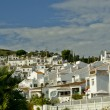 Nerja ciudad — Stock Photo