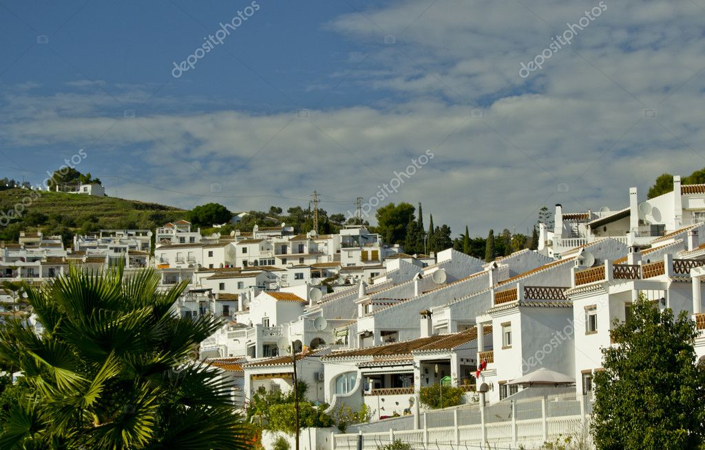 Nerja costa del sol — Stock Photo #8014269