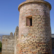 Stock Photo: Torre gibralfaro