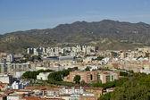 Malaga centro — Stock Photo