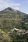 Malaga mountains — Stock Photo