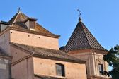 Church towers — Stockfoto