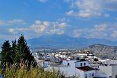 Panorama Mijas — Stock Photo