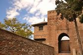 Castle acazaba — Stock Photo
