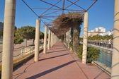 Park west of Malaga — Stock Photo
