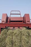 Baler machine — Stock Photo