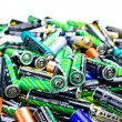 Battery stack — Stock Photo #10021430